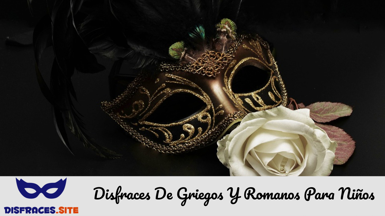 Disfraces De Griegos Y Romanos Para Niños