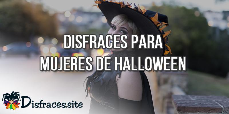 Disfraces para mujeres de Halloween