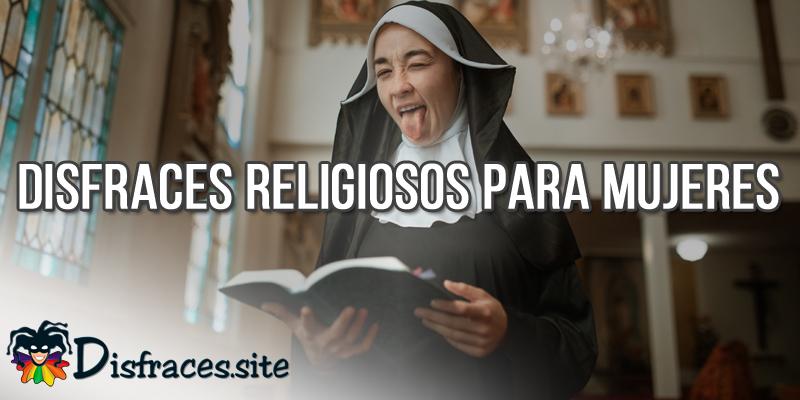 Disfraces religiosos para mujeres